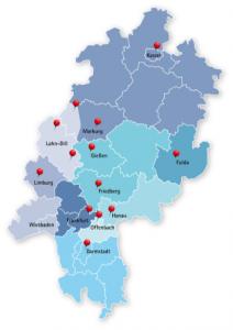 - IHK Hessen innovativ Karte -